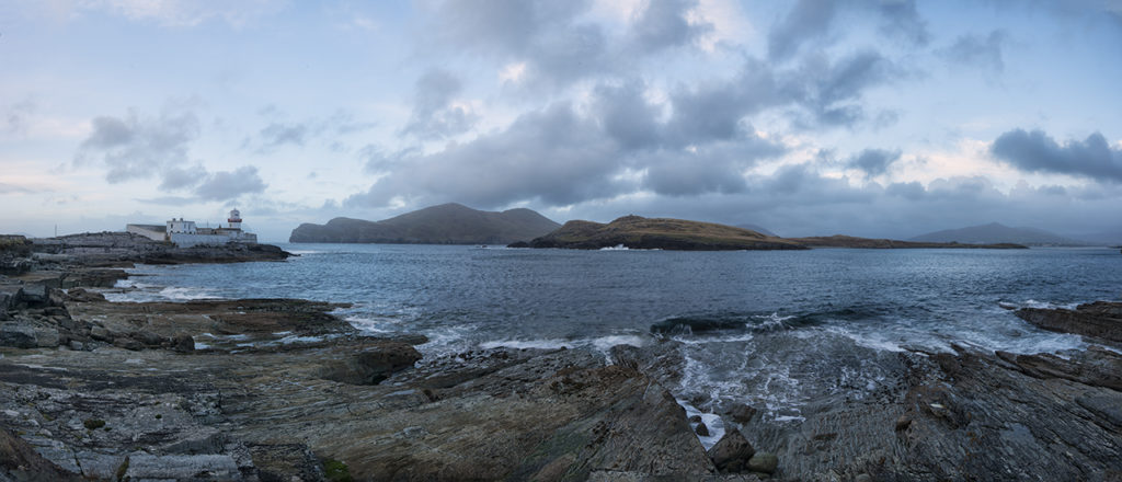Valentia Island Dingle Bay Pano 1